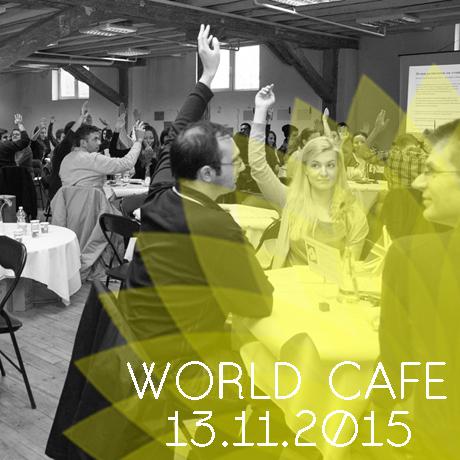 world cafe, empatheast 2015